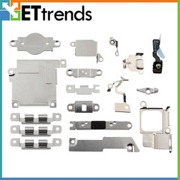 $enCountryForm.capitalKeyWord Canada - Original New Metal Mounting Bracket for iPhone 5C Inner Metal Retaining Bracket Set Inner parts free shipping by DHL