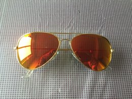 Blue colour sunglasses online shopping - Brand sunglasses Fashionable men and women go out sunglasses High quality glass coating dazzle colour sunglasses against radiation All set f