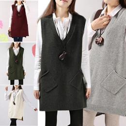Sleeveless Sweater Dresses Knit Suppliers | Best Sleeveless ...