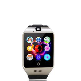 $enCountryForm.capitalKeyWord NZ - 2017 Bluetooth Smart Watch Q18 Smartwatch Support facebook SIM Card GSM camera for Android ios phone Smart Phone Good Quality