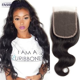 "$enCountryForm.capitalKeyWord Canada - Unprocessed Brazilian Peruvian Malaysian Indian Human Hair 4""x4"" Top Lace Closure Body Wave Deep Wave Straight Kinky Curly Brown Knots"