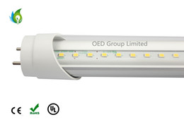 Tube Lights Wholesale NZ - Private Mold G13 T8 LED Tube with DLC Certification 18W 4FT 1200MM Tube Lights 5 Years Warranty