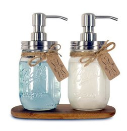 2017 Bathroom Soap Dispenser Set 304 Stainless Steel Liquid Soap U0026 Lotion  Dispenser Pump For Kitchen