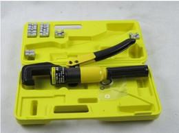 Hydraulic Crimping Crimp Tools NZ | Buy New Hydraulic Crimping ...