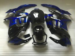 $enCountryForm.capitalKeyWord NZ - Free Customize fairing kit for Honda CBR600 F3 95 96 blue black fairings set CBR 600 F3 1995 1996 OT18