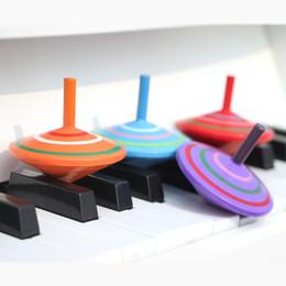 $enCountryForm.capitalKeyWord Canada - Export wooden color spinning top Traditional children's toys Many color randomly