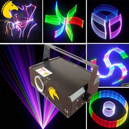 2d Laser Canada - ILDA+2D+3D+SD 500mw RGB laser light free ishow software in SD card 3D laser SD laser dj lighting Stage lighting Party lighting