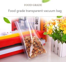 pets vacuum 2019 - retail package party plastic bags food bags food grade PET Vacuum Opp bag paty favor party decoration 100 pc per lot che