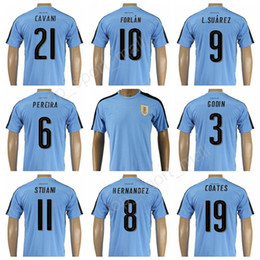 ... Football Shirt 74903501 - Uksocc Thai Quality 21 Edinson Cavani Soccer  Jersey Uruguay 2017 Make Customized National Team 9 L. ... 51334dbf6