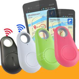 Vente en gros Mini Téléphone Sans Fil Bluetooth 4.0 Pas De GPS Tracker Alarme iTag Clé Finder Enregistrement Vocal Anti-perdu Selfie Obturateur Pour iOS Android Smartphone