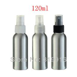 $enCountryForm.capitalKeyWord Canada - 120ml X 20 empty sprayer pump aluminum bottles 120cc perfume mist spray pump metal containers, bottle fine spray mist pump