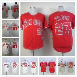 uk availability 9f28e c0f47 27 mike trout jersey for sale
