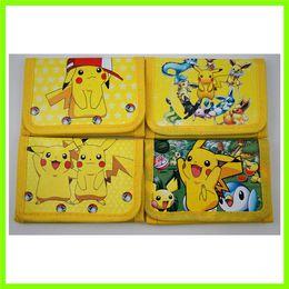 9a83353037 48pcs NUOVO Anime Cartoon Design Pikachu Bambini Ragazzi Vari calza Filler  Borsa del portafoglio borsa monete