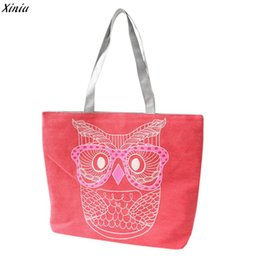 Owl Beach Bags Online | Large Owl Beach Bags for Sale