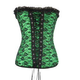 $enCountryForm.capitalKeyWord UK - Waist Training Corset Top Women Plus Size Steampunk Corsets and Bustiers Chest Binder Female Shapers Free Shipping Wholesale Lingerie 0880