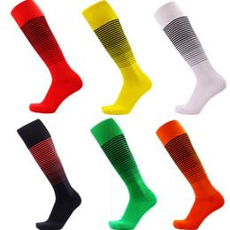$enCountryForm.capitalKeyWord UK - Men's Socks Non-slip Towel Bottom Sock Quality Stripe Knee High Breathable Deodorant Hose Sock Absorbent Sox Airplane Traveler