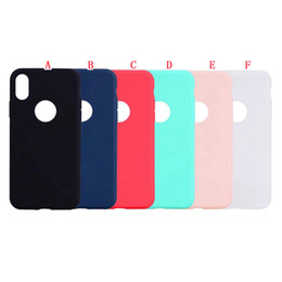 coque silicone iphone 5s 2021 - Slim Matte Soft TPU Case For Iphone 12 MINI 11 PRO MAX X XS SE2 8 7 Plus 6 6S SE 5 5S Frosted Thin 1mm Plain Phone Cover Coque Luxury