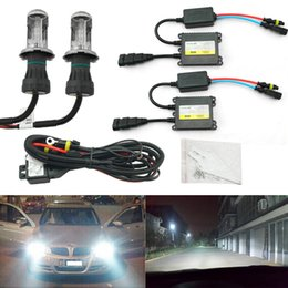 $enCountryForm.capitalKeyWord NZ - LEEWA 35W AC Car Headlight H4 HID Xenon Bulb Hi Lo Beam Bi-Xenon Bulb Light Digital Slim Ballast HID Kit #4482