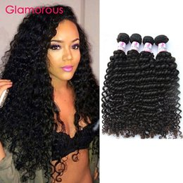12 good quality hair online 12 good quality hair for sale glamorous malaysian hair weaves 4pcs 8 34inches natural color deep wave hair weave good quality brazilian peruvian indian virgin human hair pmusecretfo Image collections