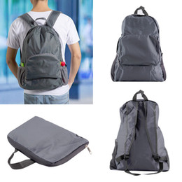 $enCountryForm.capitalKeyWord Canada - Nylon Foldable Portable Zipper Travel Hiking Backpack Outdoor Shoulder Bags Fast New Hot Selling wholesale