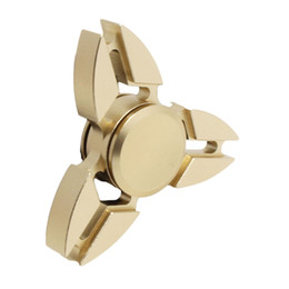 China Fidget Spinner Hot Selling EDC Toys Triangular Hand Spinner orqbar Metal Professional Fidget Spinner Autism and ADHD Fidget Toys suppliers