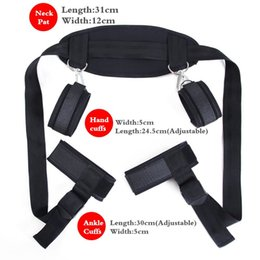 Toy Furniture Wholesale NZ - Frog bdsm bondage restraints flogger Posture belt handcuffs ankle cuff sex toy adult products sex toys for couples sex furniture