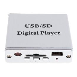 $enCountryForm.capitalKeyWord Australia - DC 12V Digital Auto Car Power Amplifier MP3 Audio Player Reader 3-Electronic Keypad Control Support USB SD MMC Card with Remote CEC_806