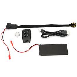 micro camera modules 2019 - 32GB HD 1080P Night Vision DIY Module Camera Mini Camera DV DVR Micro Monitor Home Security Camera With Motion Detection