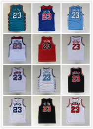 Hot1992 96 03 All-Star Dream team  23 Mic New Fabric Basketball  Jerseys 5c86f2978