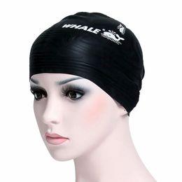 Atacado 2017 adulto touca de natação chapéu de surf proteger as orelhas  piscina de natação touca de banho unisex touca de natação frete grátis b13847c371a
