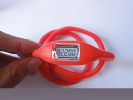 China Children's gifts anion negative ion silicone bracelet pedometer gift manufacturers custom processing supplier ion silicone suppliers