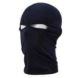 Chinese  2017 New Unisex CS Caps Face Ski Mask Balaclava Hat Hunting Motorcycle Cap Military Tactical War Game Skate Headgear cappello manufacturers