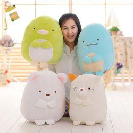 $enCountryForm.capitalKeyWord Canada - 1Pc 22CM Japanese Animation sumikko doll San-X Corner Bio cute cartoon plush toys Soft Pillow 4 style free choose