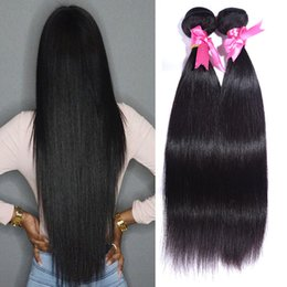 Discount high quality hair extensions wholesale 2017 high virgin straight hair brazilian human straight hair high quality weave extensions 100g bundle345pcs lot high quality hair extensions wholesale deals pmusecretfo Image collections