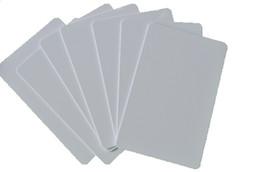 Chinese  100pcs lot 125khz Inkjet Printable PVC ID card EM 4100 EM4100 chip Epson R200 R210 R220 R230 R300 R310 R320 R350 manufacturers