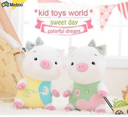 $enCountryForm.capitalKeyWord Canada - 2017 new arrival Cute Dolls Baby Metoo Bunny Plush Toys Stuffed Animals pig Dolls for Girls Baby Kids Toy