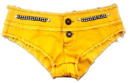 $enCountryForm.capitalKeyWord UK - Hot Sale !!!Meileiya Summer Sexy Low Waist Denim Shorts for Women Night Club Party Female Girls Charming Design Solid short Jean