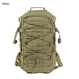 E.T Dragón 20L a 30L Mochila táctica del deporte al aire libre 1000d Nylon Molle Rucksacks Camping Trekking Bag Backpacks CL5-0068 en venta
