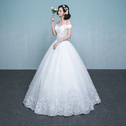 2017 Hot Sale High Quality Cheap China Slim Transparent White Hollow Out Lace Sweetheart Sleeveless Wedding Dresses