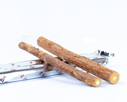 Discount teeth sticks - hot sell Catnip Silvervine teeth Sticks Cats Dental Health Sticks Pets Catnip Products wood toys cats snacks cats favor