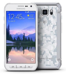 SamSung S6 waterproof online shopping - Original Samsung Galaxy S6 Active G890A Qcta Core GB GB Inch MP Support Waterproof Refurbished Unlocked Mobile Phone
