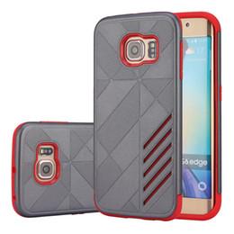 Ballistic Iphone Rugged NZ - Hybrid Armor Ballistic Case For Iphone Iphone 7 Moto G4 Plus Galaxy G530 J7 J2 A310 LG K10 K7 K5 G5 Rugged Hard PC+Soft TPU Caseology US1