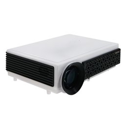 Proyector Wifi Australia - Wholesale-3000 Lumens projector 1080P Full HD LED home cinema projetor 1280*800 WIFI 3D Android Multimedia video proyector beamer
