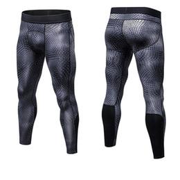 Compression Leggings fashion grid design fitness long pants joggers breathable tights sweatpants elastic leggins quick dry
