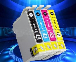 Ink cartrIdge xp online shopping - 4Color Office Compatible Ink Cartridge T2001 T2002 T2003 T2004 for Epson XP WF Printer