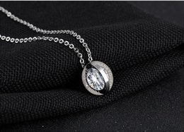 Love Couple Chain Pendant Australia - Christmas gifts boy's stainless steel necklace girl's necklaces lovers' chain couples chains love promise pendants fashion jewelries
