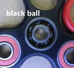 China Turn Long Time Best Ceramic Ball Bearing Si3N4 608 Model Size 8*22*7mm For EDC Fidget Finger Hand Spinner GyroToy Replaceable Bearing suppliers