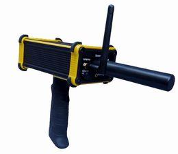 Mais recente Tecnologia DOS EUA de Alta Qualidade l Handheld Longo Alcance Prata Ouro Subterrâneo Gem Diamante Detector De Metal Black Hawk GR100 em Promoção