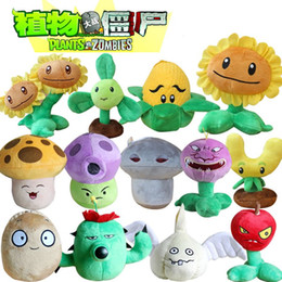 $enCountryForm.capitalKeyWord Canada - 13pcs lot 13-20cm Plants vs Zombies Plants Soft Stuffed Plush Toys Doll Games PVZ Plush Toy Brinquedos for Kids Christmas Gifts