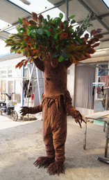 Hot Real Pictures Deluxe tree mascot costume Elephant mascot costume Adult Size factory direct free shipping & Shop Tree Mascot Costumes UK | Tree Mascot Costumes free delivery to ...